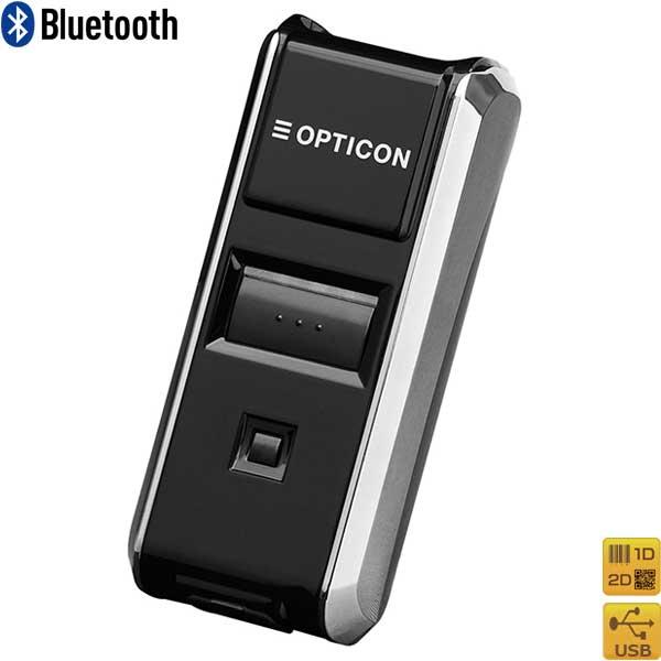 【オプトエレクトロニクス】Bluetooth 2次元バーコードスキャナ OPN-3102n-BLK 黒