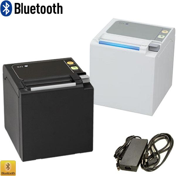 【SII】RP-E10サーマルレシートプリンター(上面排紙モデル)《Bluetooth接続》電源付セット【代引手数料無料】♪