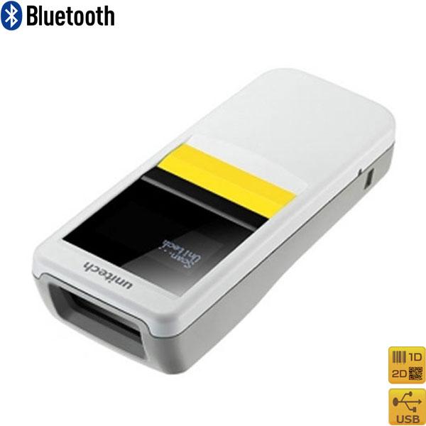 【unitech/ユニテック】照合機能付 MS926 Bluetooth(USB) 2次元コードポケットスキャナ(MS926-UUBB00-SG)【代引手数料無料】♪