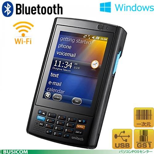 ユニテック PA520-9S60UVDG 業務用PDA(PA520,VGAレーザーバーコードスキャナバッテリ,USB充電ケーブル,ACアダプタ)【代引手数料無料】♪