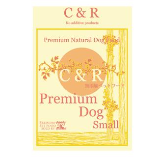 【C&R】プレミアムドッグ 小粒(旧SGJ プレミアムドッグ小粒) 4.54kg