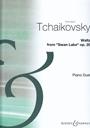 ピアノ 楽譜 チャイコフスキー   白鳥の湖より ワルツ 作品20(2台4手)   Waltz from