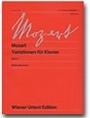 楽譜 > ピアノ ソロ モーツァルト 和書 ピアノのための変奏曲集 9 2 ウィーン原典版 新生活 送料無料 人気 おすすめ