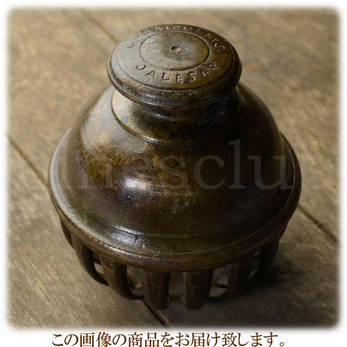 エレファントベル 象の鈴 一点物 直径約11.5cm 重さ約1.5kg インド 真鍮製 楽器 MGD-O-BELL-507