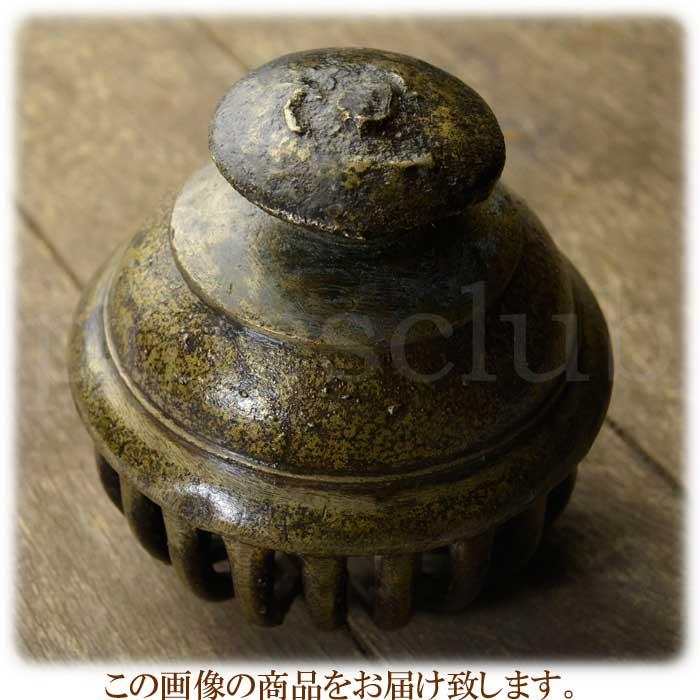 エレファントベル 象の鈴 一点物 直径約13.5cm 重さ約2.4kg インド 真鍮製 楽器 MGD-O-BELL-510