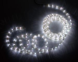 【送料無料】【ジェフコム/イルミネーション】PR3S-E24-16WW LEDフトネオン(40mmピッチ)シリーズ 16m 白・白 JAN:4937897128882