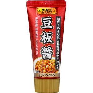 調味料 香辛料 新作多数 エスビー食品 85g×6入 大注目 李錦記豆板醤 チューブ入