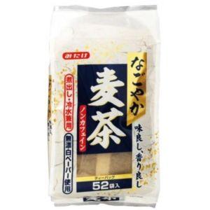 飲料 お茶 茶葉 海苔 なごやか麦茶 信頼 52P×10入 低廉 みたけ