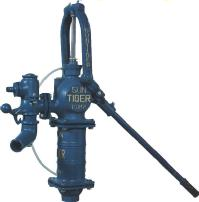井戸用 ポンプ サンタイガーポンプ 35<打込式>35打込 【Rc1-1/2・パイプ呼び径40】