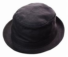 ニューヨークハット 帽子 ポークパイ New York Hat 3053 LINEN STINGY リネン スティンジー Black 別注 メンズ レディース 送料無料