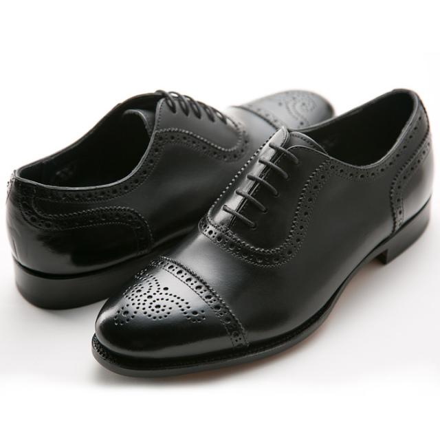 【7/25限定!Wエントリーで最大P16倍!カード】 ニューヨーカー NEWYORKER NY009 メンズフォーマル ビジネスシューズ 靴
