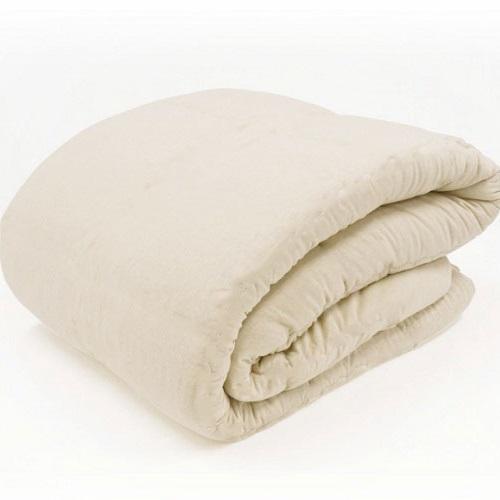 エアーニット ふんわり 掛けカバー ダブル 掛けふとん カバー 柔らかい なめらか 軽い 軽量 オールシーズン 綿100 コットン100 日本製 送料無料