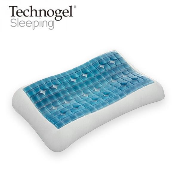 【正規品3年保証】テクノジェルピロー コントアーピロー2 快眠 枕 柔らかい technogel ジェル 低反発 高反発 体圧分散 送料無料