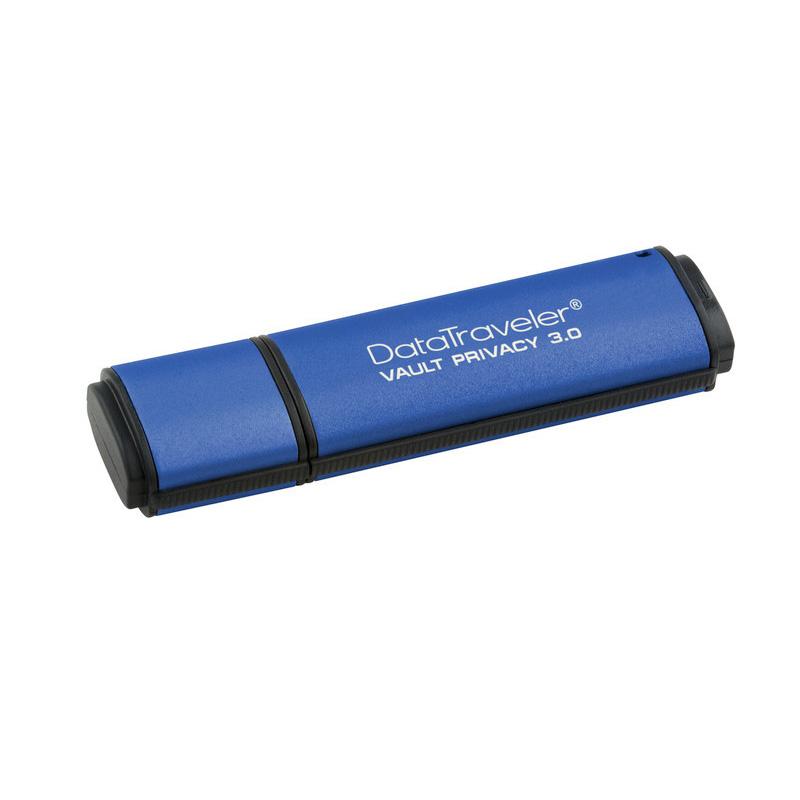 キングストン DataTraveler Vault Privacy 3.0 USB3.0・64GB・セキュリティモデル DTVP30/64GB