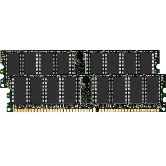 【全品ポイント2倍!】プリンストン Mac対応 増設メモリ 512MB×2枚組 DDR 400MHz PC3200 CL3 184pin DIMM PAD400-512X2 クリスマスプレゼント