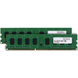 【バルク品】 増設メモリ 8GB×2枚組 DDR3 1333MHz PC3-10600 240pin DIMM GB1333-8GX2