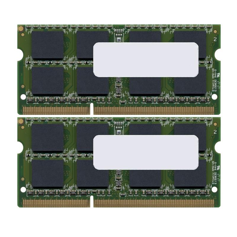 【全品ポイント2倍!】【バルク品】 増設メモリ 8GB×2枚組 DDR3L 1333MHz PC3L-10600 204pin SO-DIMM GBN1333L-8GX2 クリスマスプレゼント