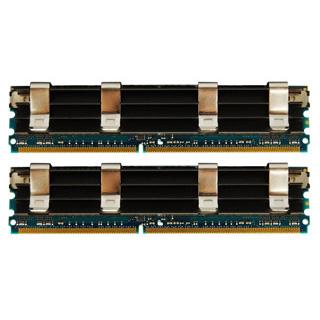 プリンストン Mac対応 増設メモリ 4GB×2枚組 DDR2 800MHz PC2-6400 800MHz 240pin ECC付き FB-DIMM PAD2/800F-4GX2