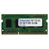 【全品ポイント2倍!】(在庫限り) プリンストン 増設メモリ 2GB DDR3 PC3-8500 204pin CL7 SO-DIMM 低消費電力 PDN3/1066-A2G ノート・スリムデスクPC向け DOSV/Win対応 クリスマスプレゼント