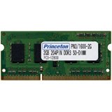 【全品ポイント2倍!】プリンストン 増設メモリ 8GB DDR3 PC3-12800 204pin CL11 SO-DIMM PDN3/1600-8G ノート・スリムデスクPC向け DOSV/Win対応 クリスマスプレゼント