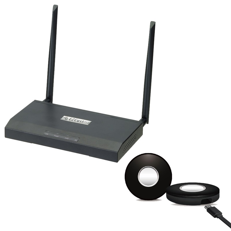 EZCast ワイヤレスプレゼンテーションEZCast Pro BOX+EZLauncherセット EZPRO-BOXB03SET