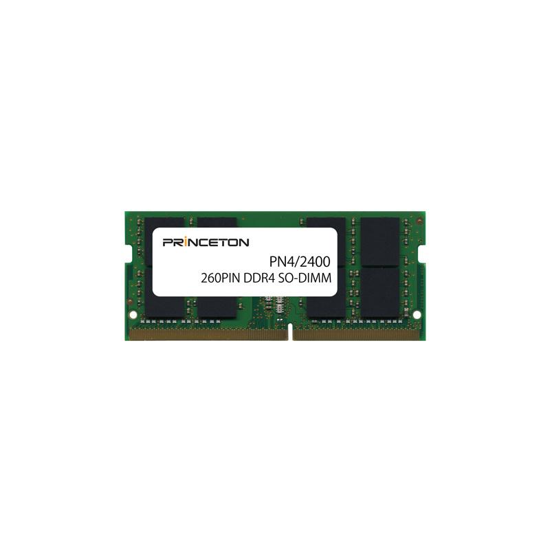 【全品ポイント2倍!】プリンストン 増設メモリ 16GB DDR4 2400MHz PC4-19200 260pin CL17 SO-DIMM PDN4/2400-16G ノート・スリムデスクPC向け DOSV/Win対応 クリスマスプレゼント