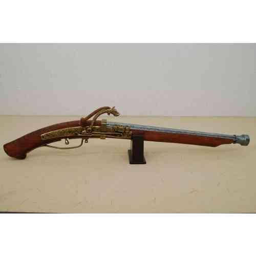 DENIX(デニックス) 【1272】 復刻銃 火縄銃 種子島中筒 模造(美術装飾)品