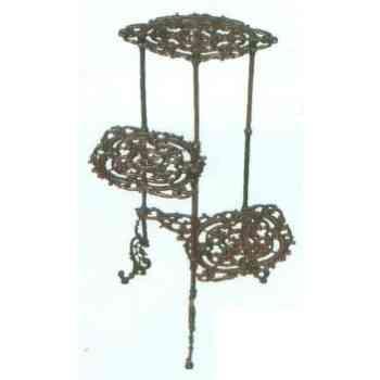 【送料無料】 GARDEN COLLECTION 【85334】 フラワースタンド φ480×750mm 10.3kg 鉄鋳物製