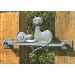 【送料無料】 GARDEN COLLECTION 【85411】 ガーデンリンク 585×335×85mm 4.8kg 鉄鋳物製