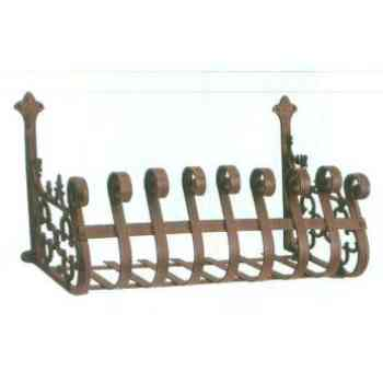 【送料無料】 GARDEN COLLECTION 【85420】 フラワーボックス 570×300×250mm 4.8kg 鉄鋳物製