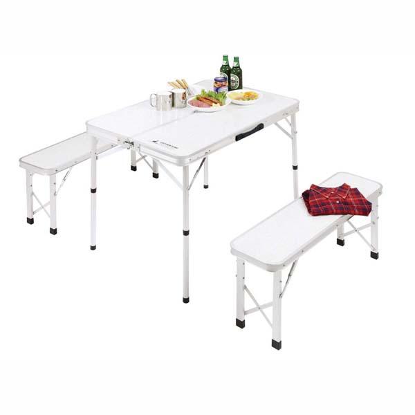 折りたたみ式 キャンプ テーブル チェア セット