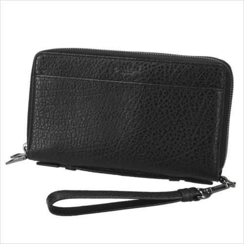 【スペシャル】[コーチ] 超大型財布 ダブルジップ トラベル COACH Double Zip Travel Organizer F67624 QB/BK QB/Black