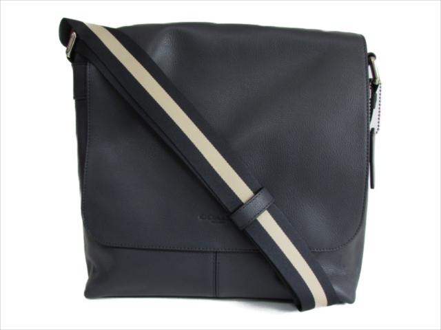 【スペシャル】[コーチ] 斜め掛けバッグ チャールズ スモール メッセンジャー COACH Charles Small Messenger Leather F28576 NIBHP Midnight [並行輸入品]