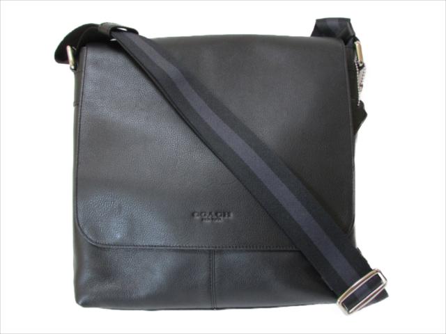 【スペシャル】[コーチ] 斜め掛けバッグ チャールズ スモール メッセンジャー COACH Charles Small Messenger Leather F72362 BLK Black