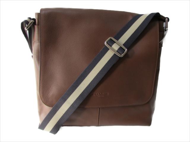 【スペシャル】[コーチ] 斜め掛けバッグ チャールズ スモール メッセンジャー COACH Charles Small Messenger Leather F28576 NISAD NI/Saddle