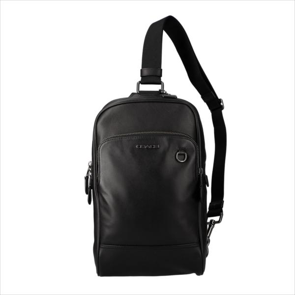【スペシャル】[コーチ] バックパック グラハム COACH GRAHAM PACK SMT Leather 89934 QB/BK QB/Black