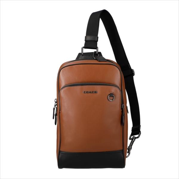 【スペシャル】[コーチ] バックパック グラハム COACH GRAHAM PACK SMT Leather 89934 QB/SD QB/Saddle