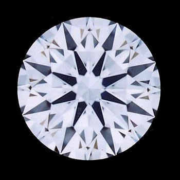 ダイヤモンドルースGIA鑑定書付き 0.45ct Dカラー SI2 トリプルエクセレントカット