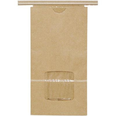 【送料無料】 耐油 スルー袋 No.6 150×90×280mm 500枚 (25枚×20束) ケース販売 【メーカー直送】