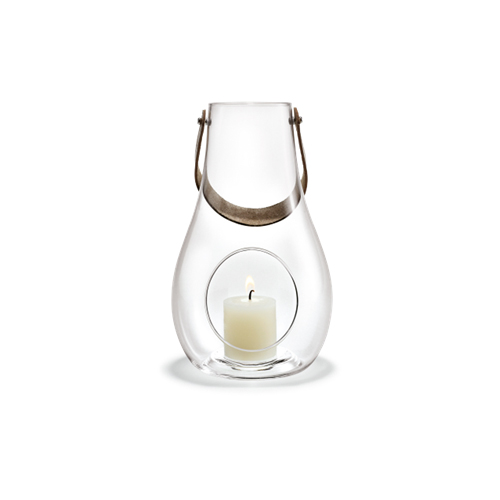 ホルムガード ランタンクリア 25.0cm / HOLME GAARD Lantern DESIGN WITH LIGHT / 【正規代理店品】【キャンドルホルダー】【ランタン】【ライト】【北欧インテリア】【ライト】【キャンプ】【アウトドア】