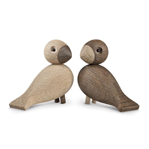 【マラソン限定送料無料】カイボイスン ペア・ラブバード【kaybojesen】【lovebird】【turtur】【alfred】【北欧】【北欧雑貨】【木製】【木製玩具】【置物】【カイボイスン】【オブジェ】【小鳥】【ペア】【ペアバード】【ナチュラル】