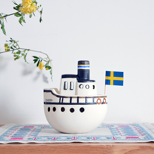 飾るもよし、入れるもよしな北欧風の陶器の小物入れのおすすめは?