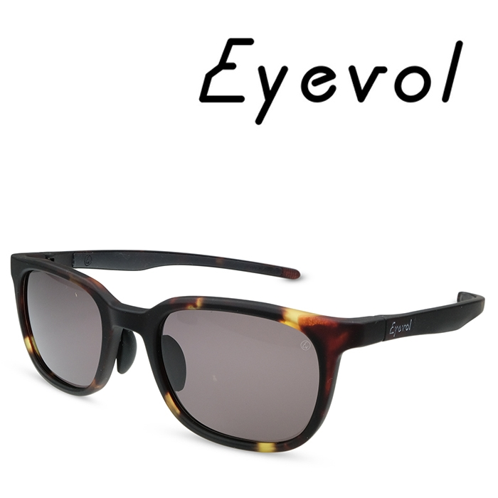 Eyevol アイヴォル NOYLE MDM-DG-DK GRY サングラス マットデミ ダークグレー メンズ レディース スポーツ アウトドア ゴルフ 日本製