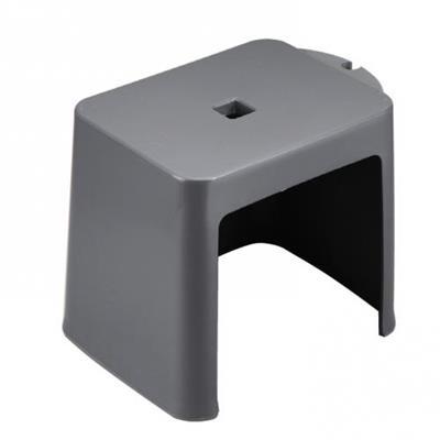 クリナップ 風呂イス・洗面器 フリーテーブル・大(ダークグレーL:左仕様)【SAP-1FTGL】 ユアシス ・hairo システムバスルーム W42.1×D31.5×H35.0cm