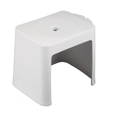 ・hairo クリナップ フリーテーブル・大(ホワイトR:右仕様) 風呂イス・洗面器 【SAP-1FTWR】 W42.1×D31.5×H35.0cm ユアシス システムバスルーム