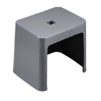 クリナップ 風呂イス・洗面器フリーテーブル・大 ダークグレイフック無し 【SAP-3FTG】ユアシス ・hairo システムバスルーム W40.0×D31.5×H35.0cm
