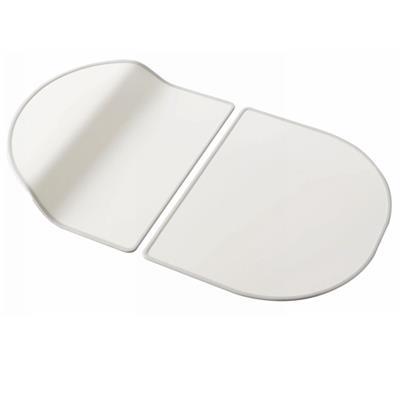 クリナップ 風呂フタ 風呂蓋 組フタL:左仕様【S38-4AKL】 アクリアバスシリーズ スムーズ浴槽(1318型)W117.2×D72.0×H1.1cm 3.0kg