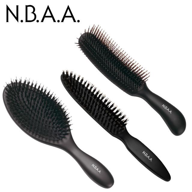 NBAA ブラックブラシセット