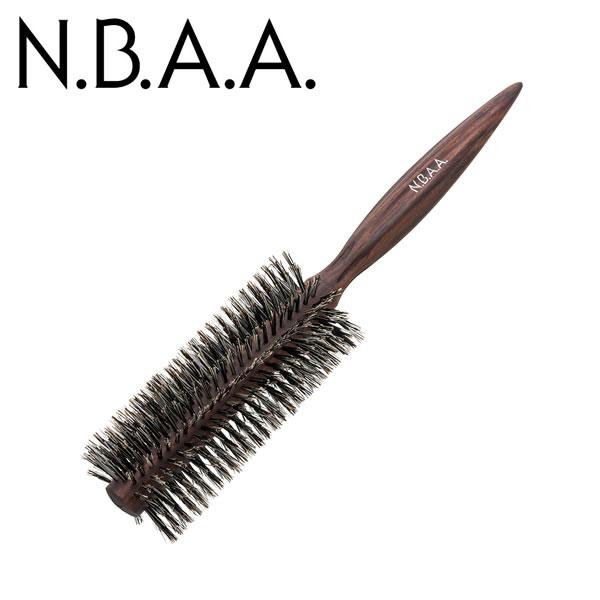 NBAA ソフトロールブラシ 45 ナチュラルウッド (NB-BSN45)