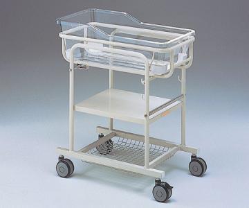【代金引換不可】新生児ベッド BB-601C スチール製